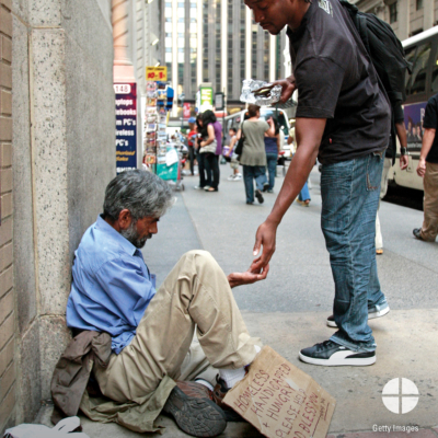 Today is World Day of the Poor!
