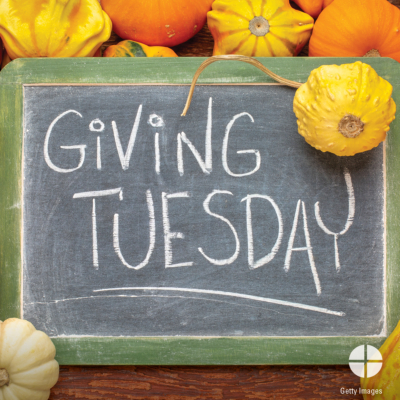 Giving Tuesday (Dec. 1, 2020)