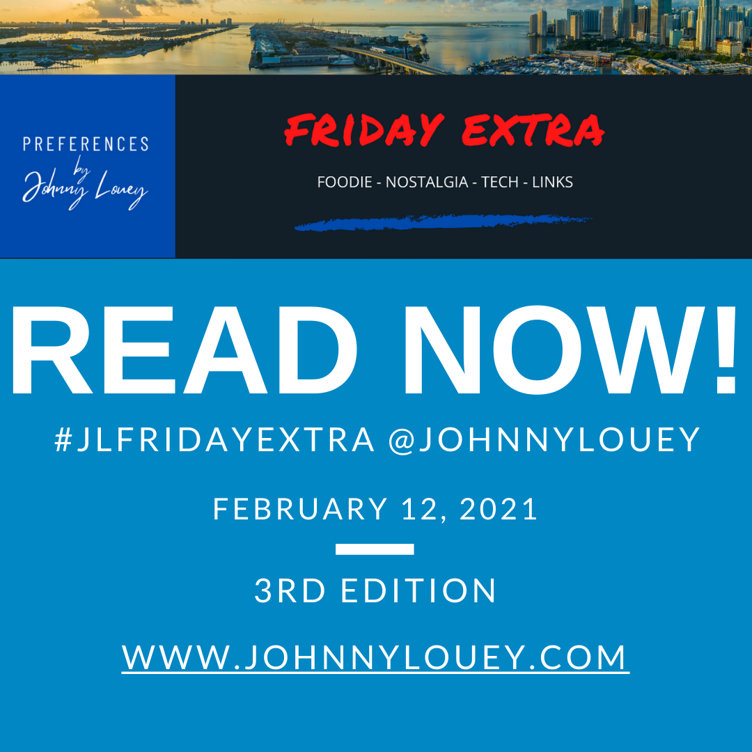 Read Now | #jlfridayextra